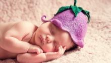 Imagen de un bebé para el artículo sobre deducción por maternidad